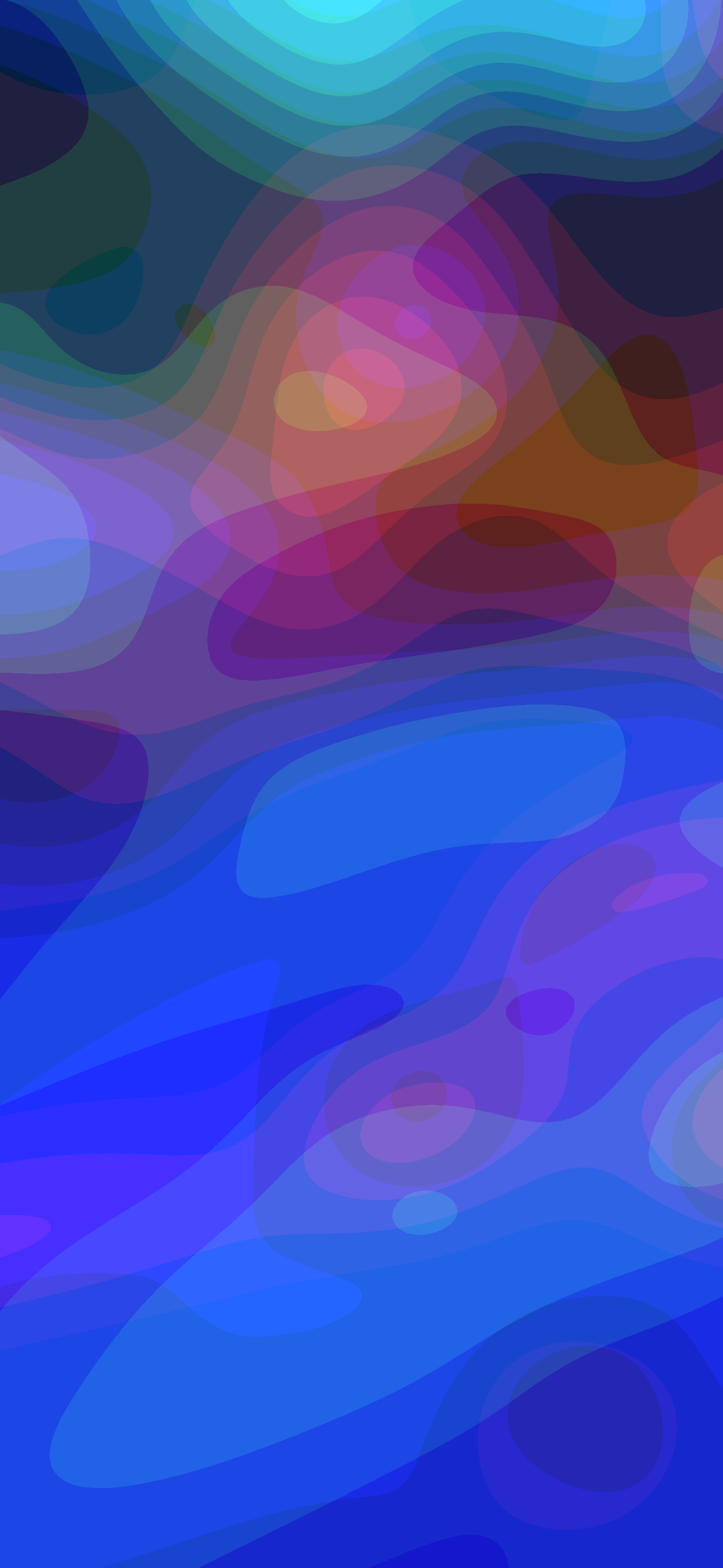Abstract illusion art colorful blurred Mkbhd