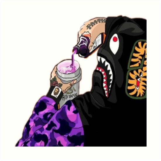 Pin By Illyrian Emperor On Trap Art Anime Wallpaper Hypebeast Bape Wallpapers