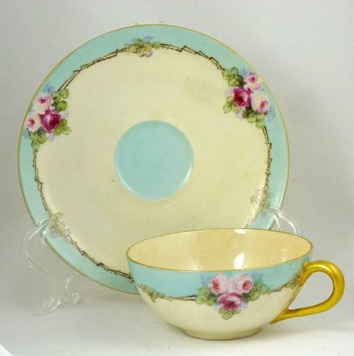 pretty cup\saucer