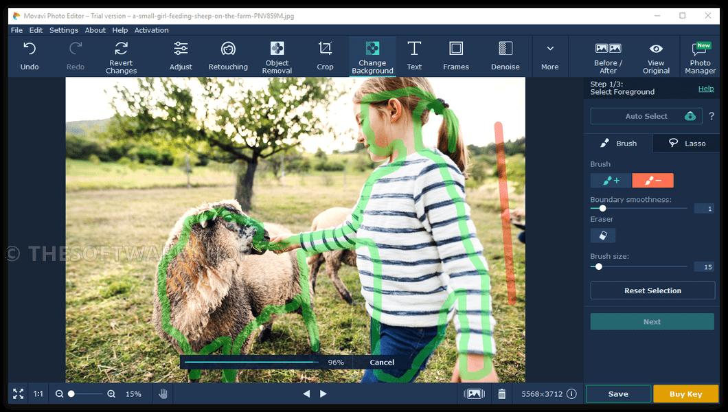 New Movavi Photo Editor 6 Change Background Photo Editor Photo Photo Editing