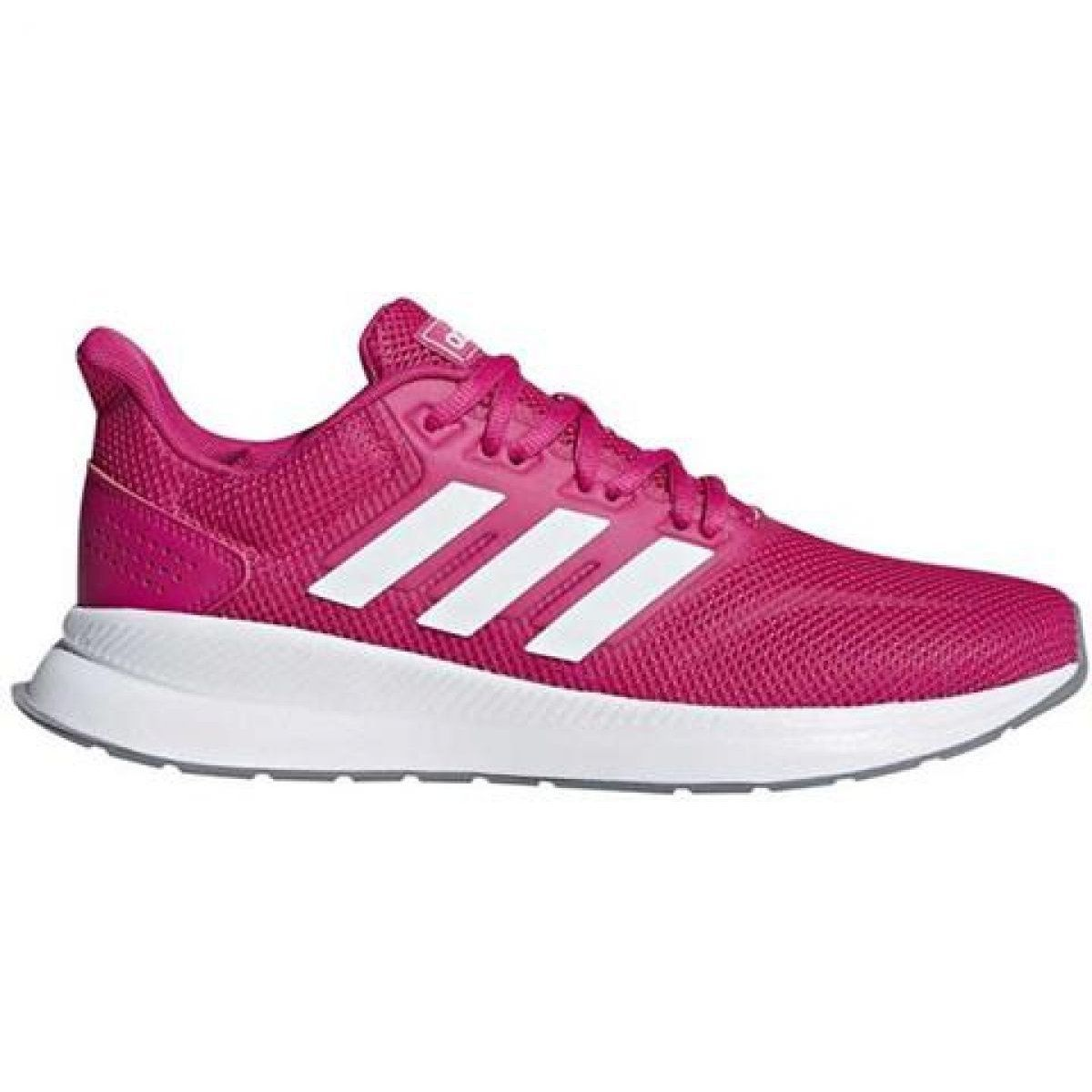 Buty Biegowe Adidas Runfalcon W F36219 Rozowe Pink Running Shoes Pink Adidas Pink Sneakers