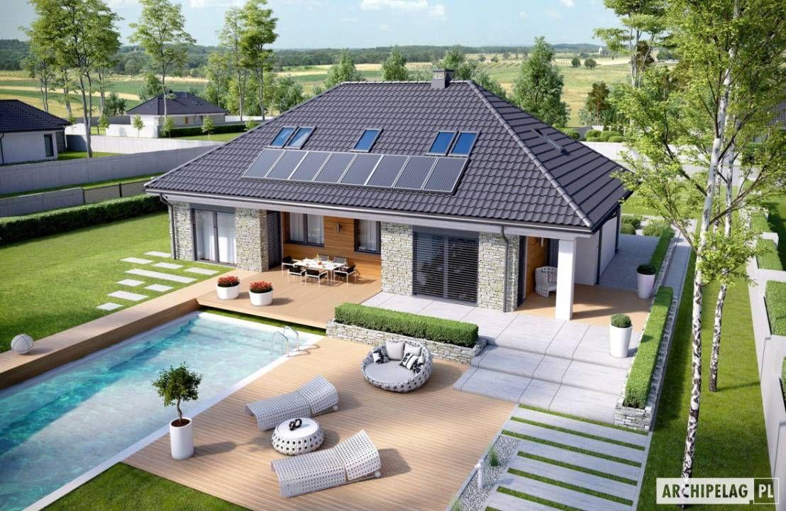 Hayalini kurduğunuz modern bir ev projesi