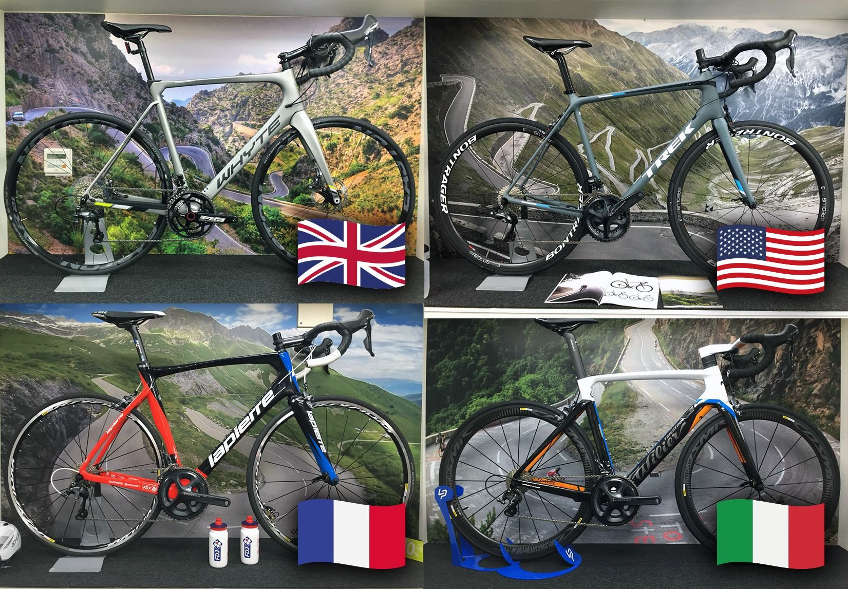 Which Country Does Road Bikes Best Uk Whyte Usa