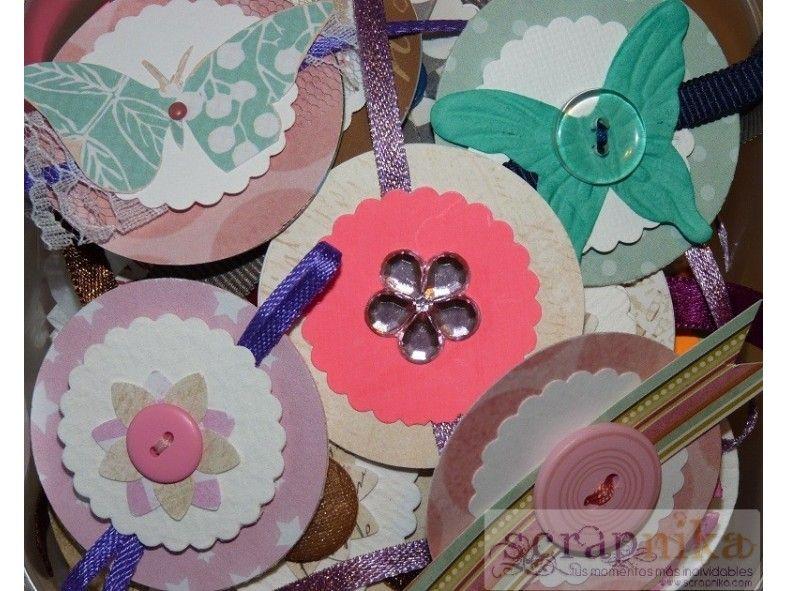 Productos para embellecer y decorar tus proyectos de - Como decorar un album de fotos ...