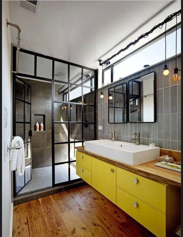Les plus belles salles de bain de Pinterest - des idees pour decorer sa maison