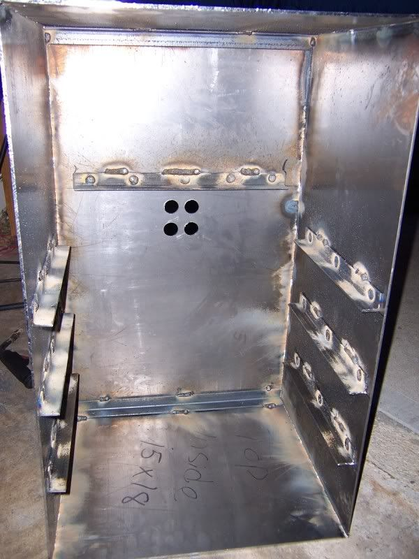 Home built insulated cabinet smokers - Smoking Meat Forums