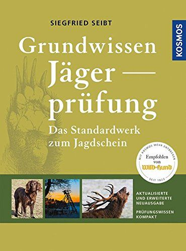 Pin von Filia Rheni auf Stuff Books Jagd, Jägerprüfung