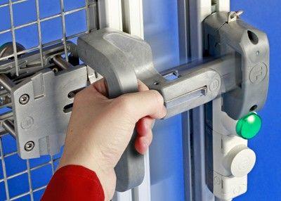 Simple Sliding Gate Magnetic Lock Gate Lock And Latch Design