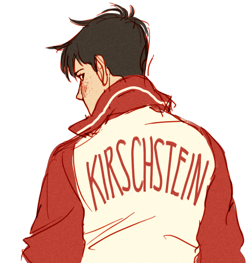 NOT TAKING REQUESTS, IS MARCO WEARING JEANS JACKET IN THAT LAST ONE OH...