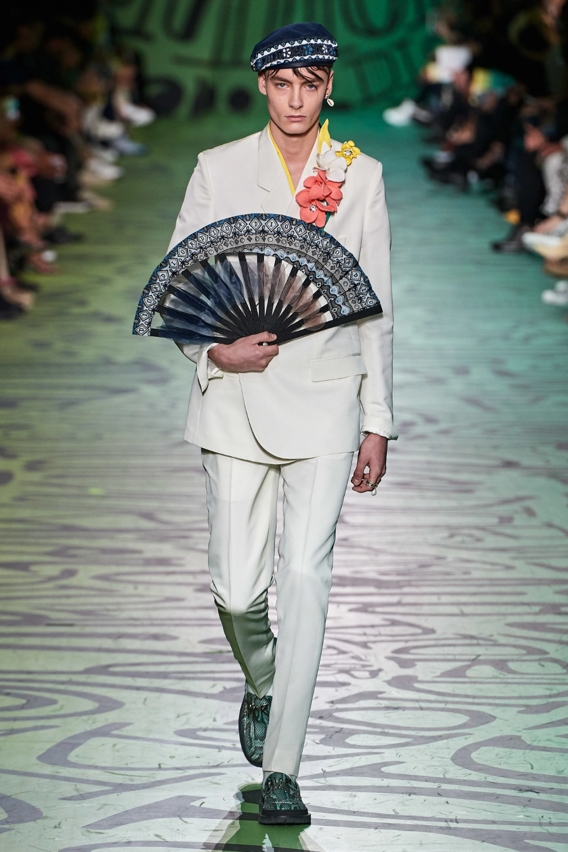 Dior Men Pre-Fall 2020 Menswear Fashion Show