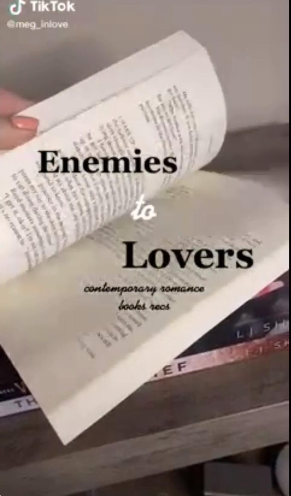 Enemies To Lovers In 2020 Book Club Books Romantic Books Best Books To Read
