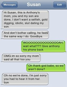 16 Break-Up Texts That Will Make You Thankful You're Single (Photos