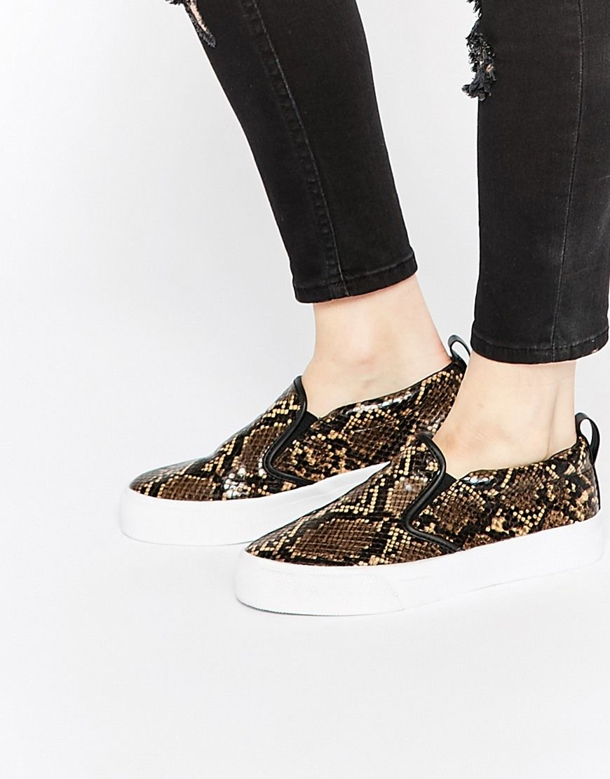 quality products classic exquisite design ASOS DELAWARE Plimsolls | Trendy womens sneakers, Sneakers, Plimsolls