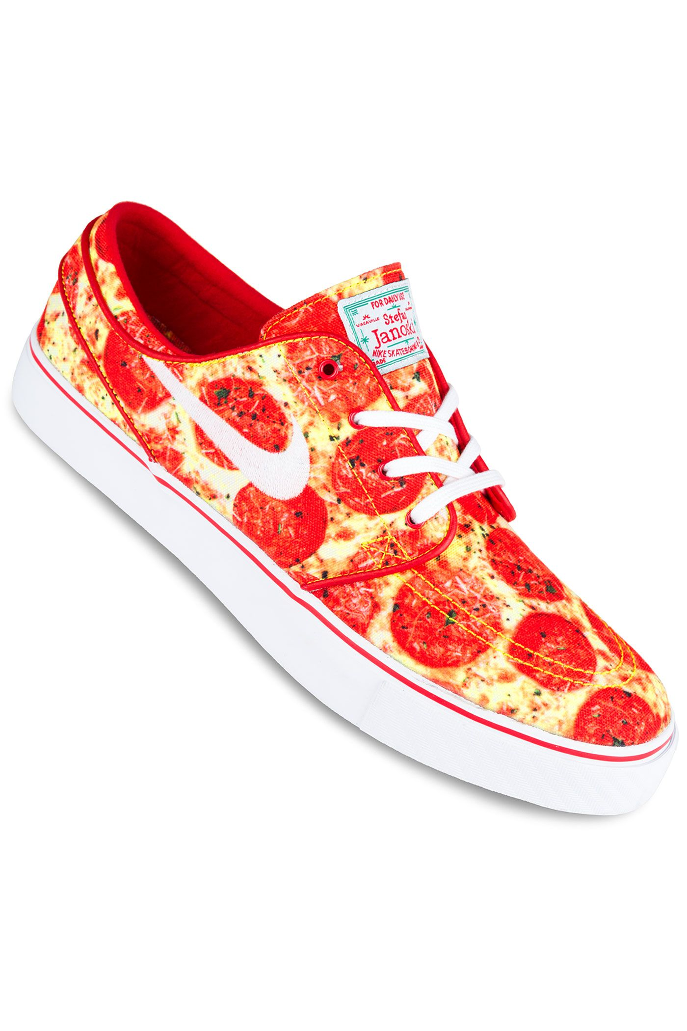 official photos f0da2 8d34c Nike SB x Skate Mental Zoom Stefan Janoski QS Schuh (pepperoni pizza)