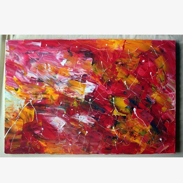 Paint Acryl Art Acrylicpaint Abstract Colors