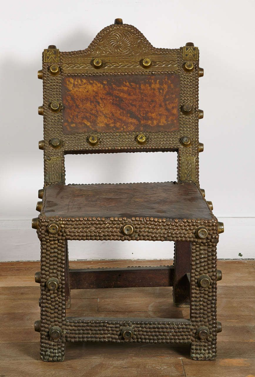 Great Ashanti King's Chair image 2