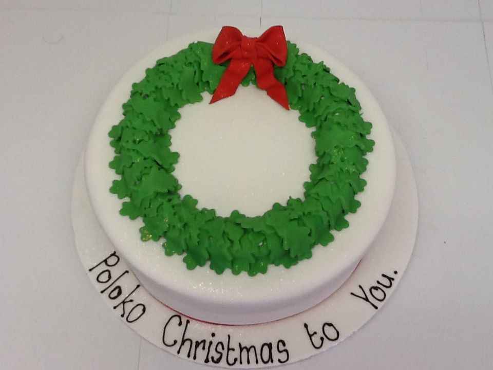 Merry Christmas from Belle's Patisserie!
