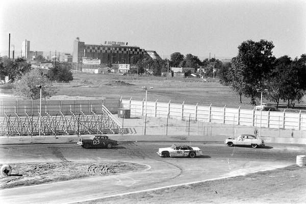 Louisville Fairgrounds Motor Speedway - Louisville, Kentucky