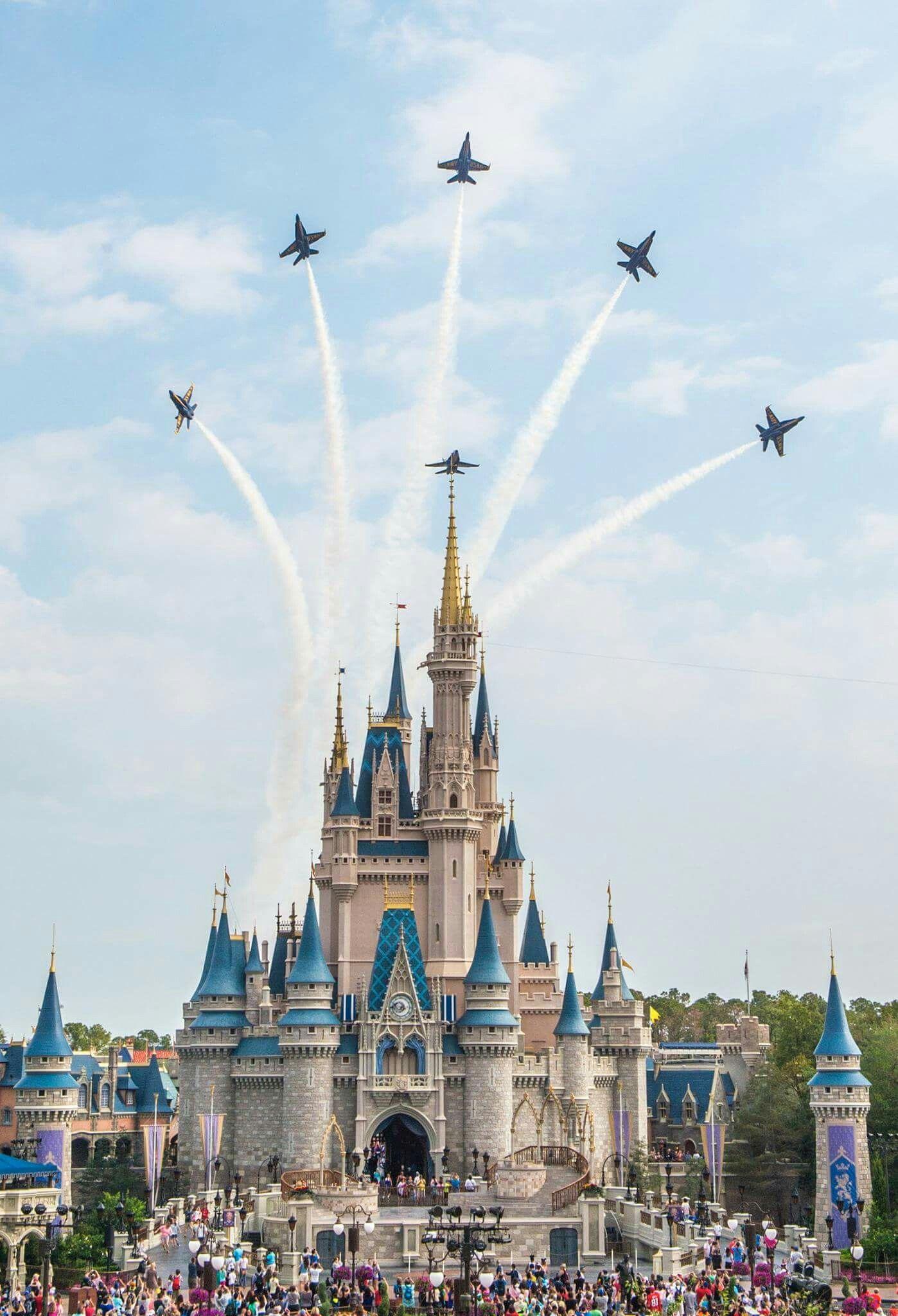Disney World ディズニーテーマパーク 壁紙iphoneディズニー