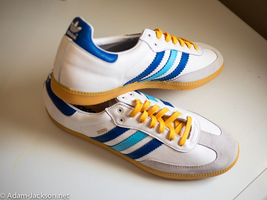The Life Aquatic With Steve Zissou Shoes - Adidas  8045dd6cf