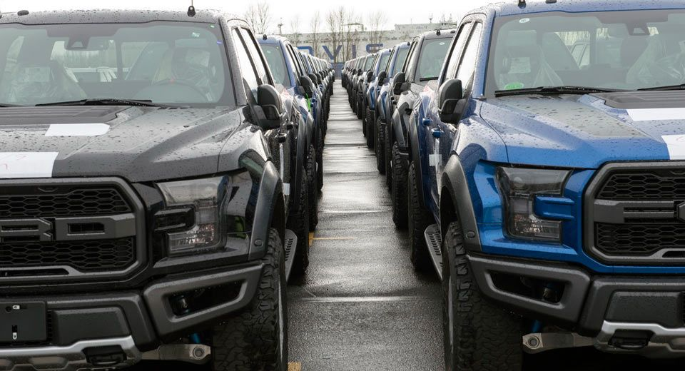 Ford Recalls F Series Models In 3 Campaigns Including 2018 F 150 Raptor