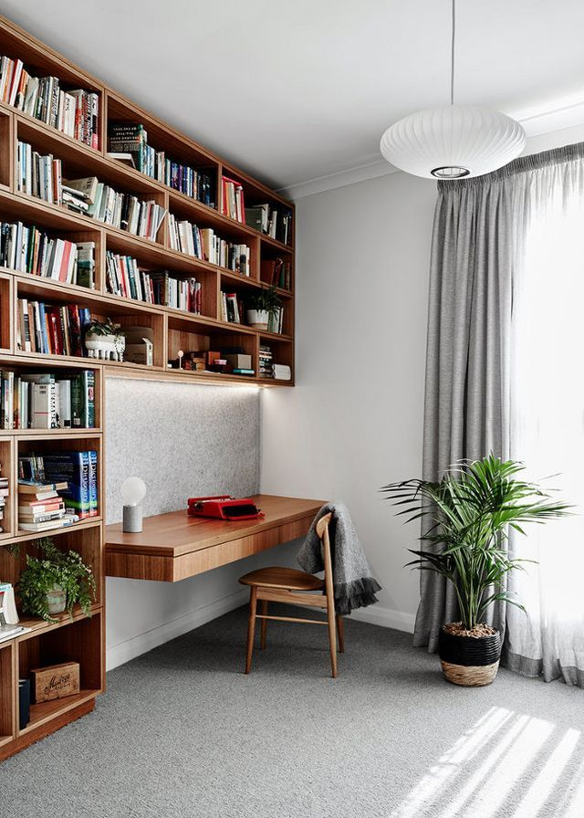 Home libraries inspo gallery: Be inspired to create a beautiful home library