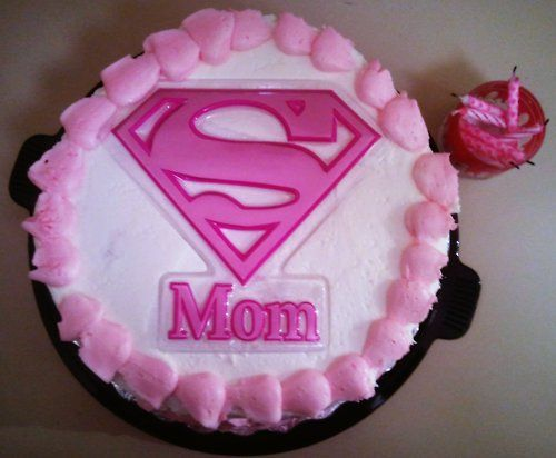 Cake Ideas Mom S Birthday : super mom cake ideas - Google Search cake decorating ...