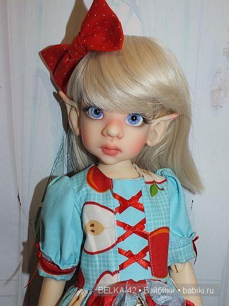 Спелое яблочко Танюша, Талисса Кайе Виггз / Куклы Кайе Виггз, Kaye Wiggs dolls / Бэйбики. Куклы фото. Одежда для кукол