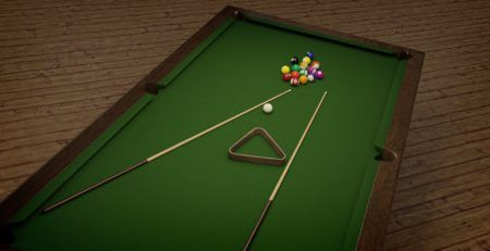 Pinterest - Move a pool table without taking it apart