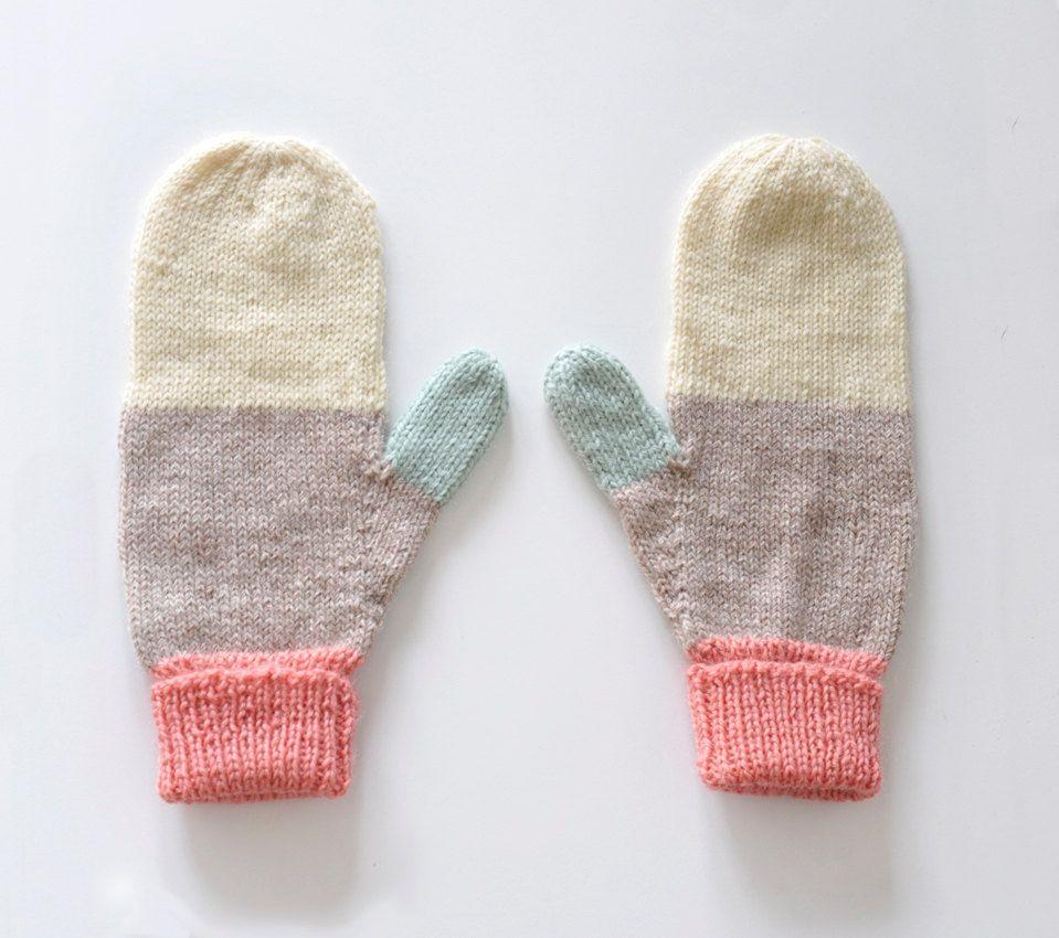 guantes | Tejidos | Pinterest | Guantes, Tejido y Labores