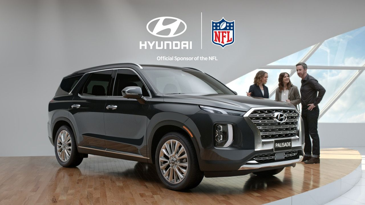Hyundai S Super Bowl Liii Commercial The Elevator Features Jason Bateman Top Speed Hyundai Super Bowl Super Bowl Commercials