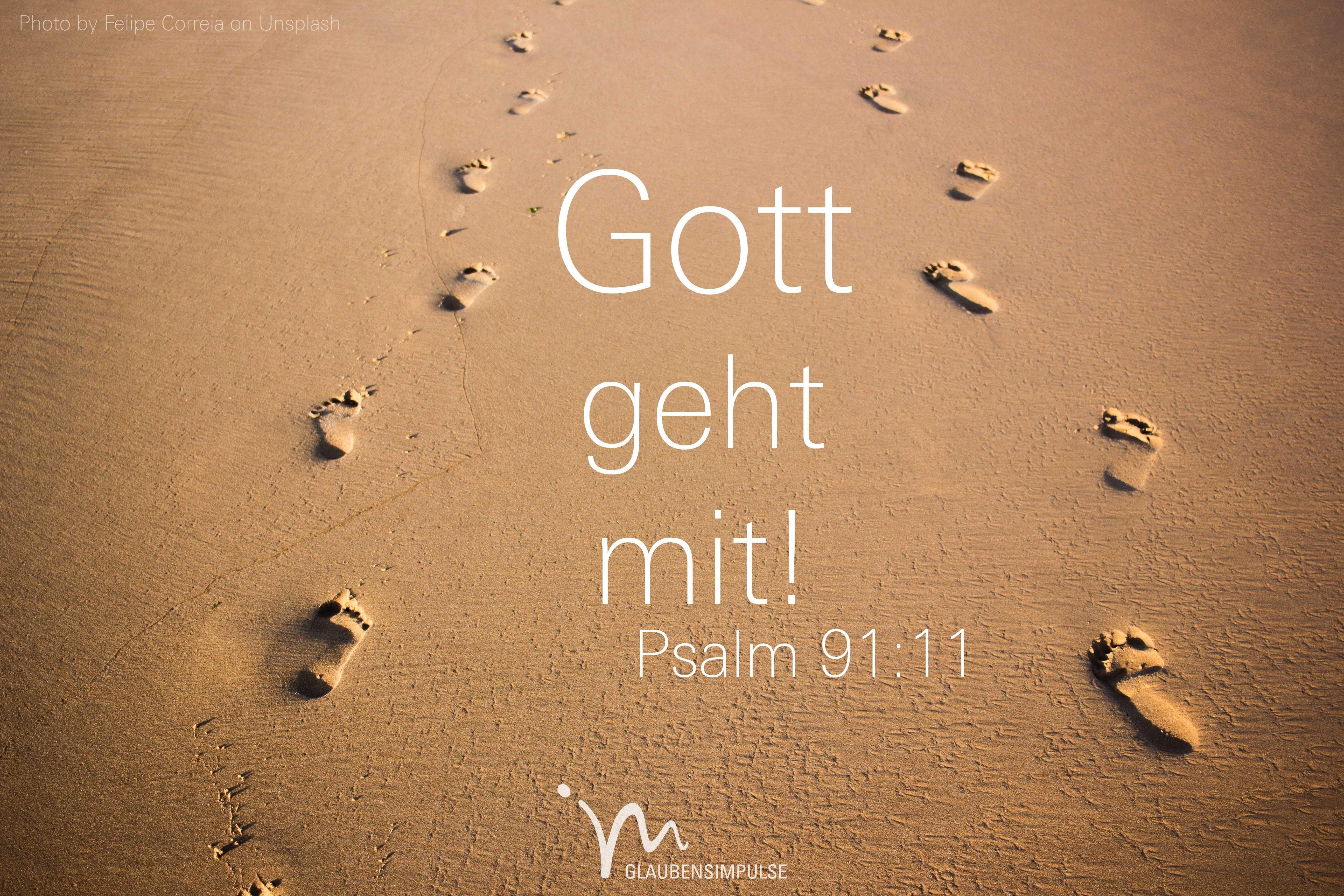 """""""Denn Gott wird dir seine Engel schicken, um dich zu"""