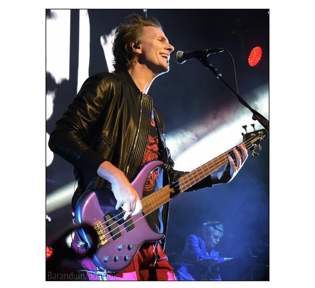 Hungry Like The Wolf Las Vegas 171230 Duranlive Duranduran Johntaylor Nickrhodes
