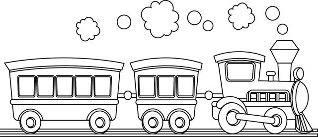 Train Coloriage Imprimer 2 Coloriage Train Coloriage Dessin Train