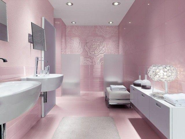 Carrelage de salle de bains original u2013 90 photos inspirantes - image carrelage salle de bain