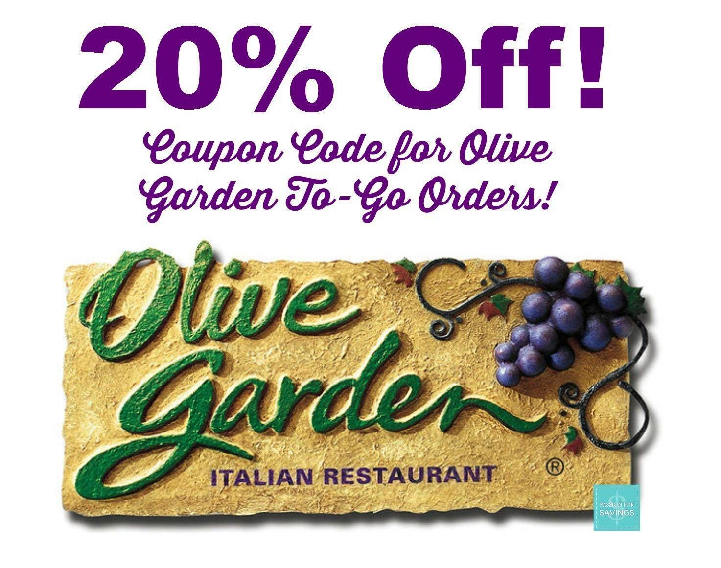 8 Pics Olive Garden Catering Coupons And Description in