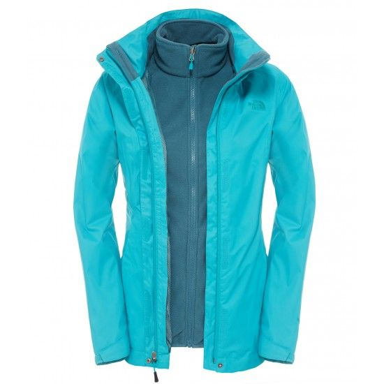 THE NORTH FACE Evolve II Triclimate 3in1 női kabát  a026dae4c8