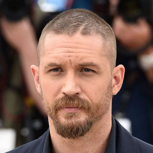 Manly Haircut And Beard   Buzz Cut With Thick Beard