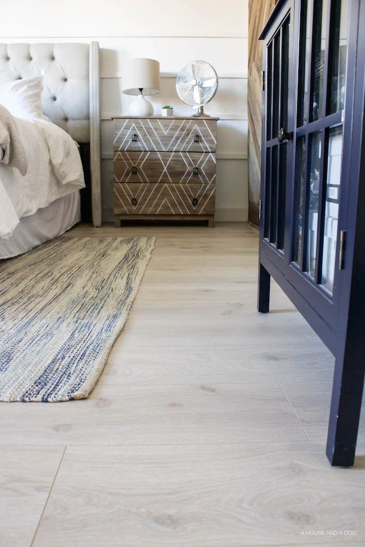 oak hello master our pergo com new helloallisonblog allison floors flooring floor bedroom modern