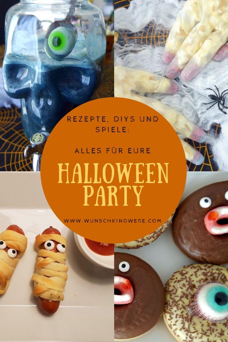 Halloweenparty Ideen: Alles für eure perfeke Gruselparty