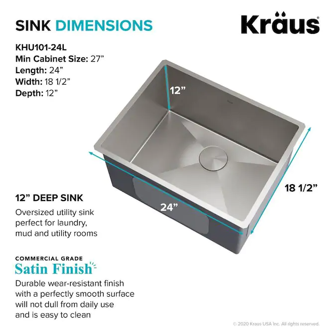 45 Kitchen Sink Dimensions Ideas In 2021 Livingroomreference