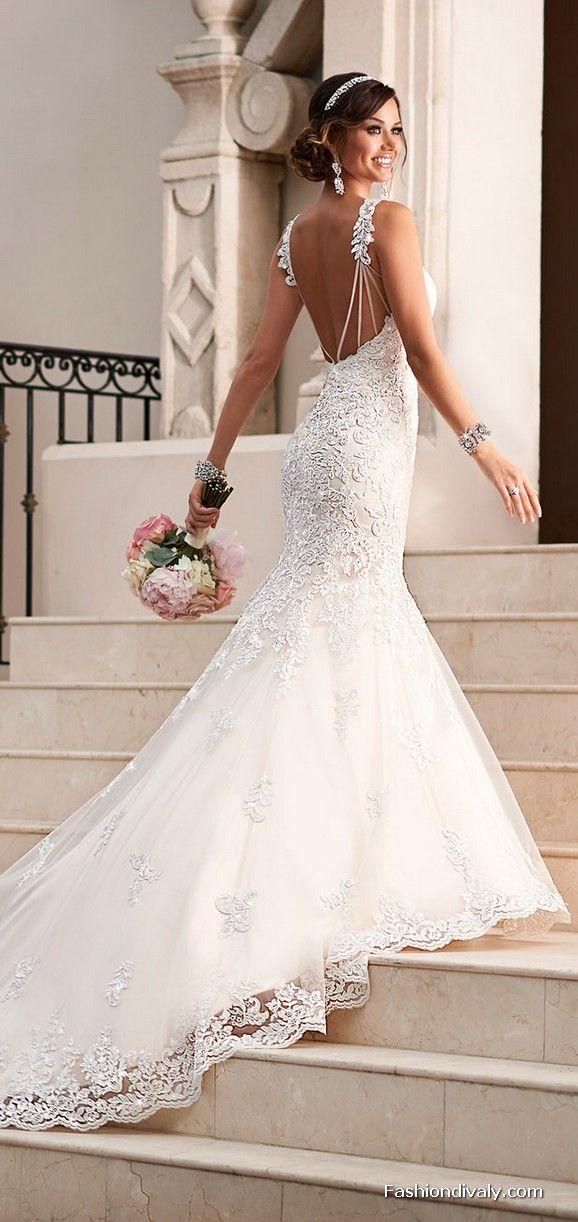 Stella York Wedding Dress 2018 New Collections Designer