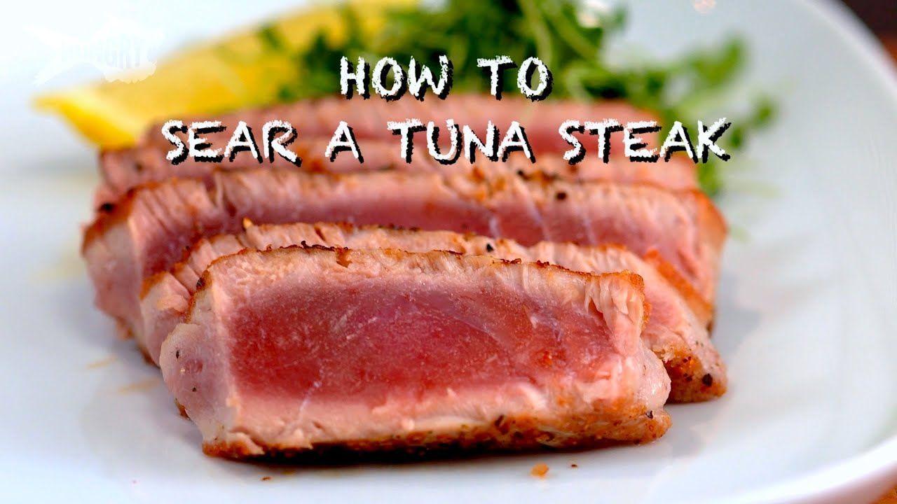 36 Reference Of Tuna Steak Recipes Pan In 2020 Tuna Steaks Tuna Steak Recipes Steak Recipes