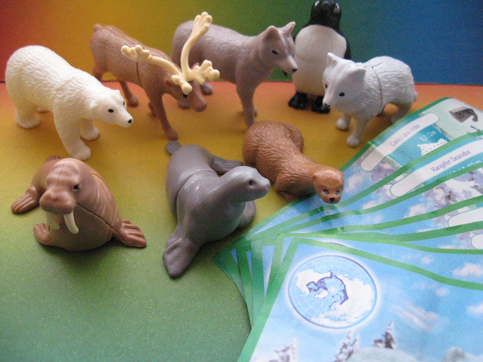 Details about TRArctic Polar AnimalsSeriesIndividual