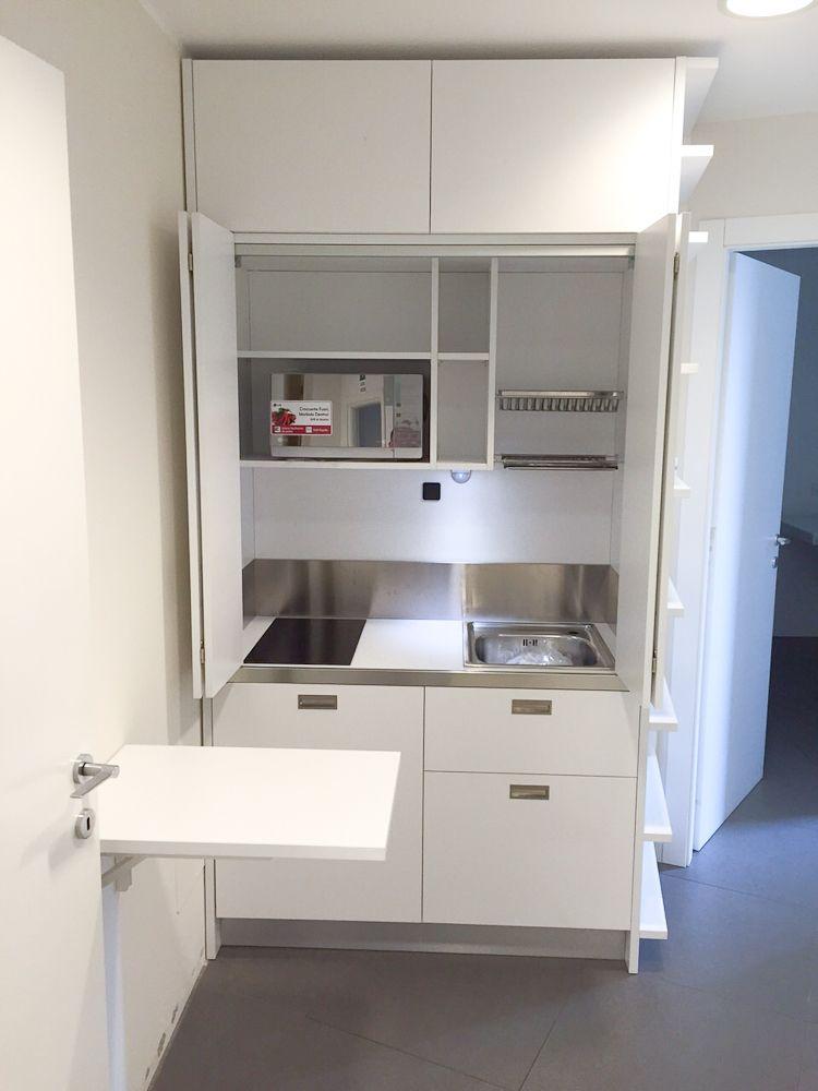 Mini Cucine monoblocco a progettate per piccoli