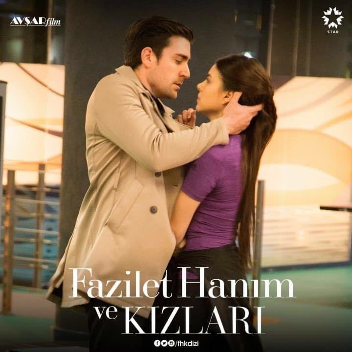 Fazilet Hanim ve Kizlari: 41 серия - Госпожа Фазилет и ее дочери / Fazilet Hanim ve K...