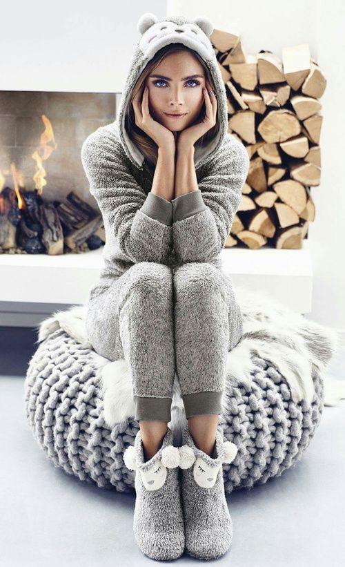 57978192fc Tips para que tu pijama no te haga ver fodonga