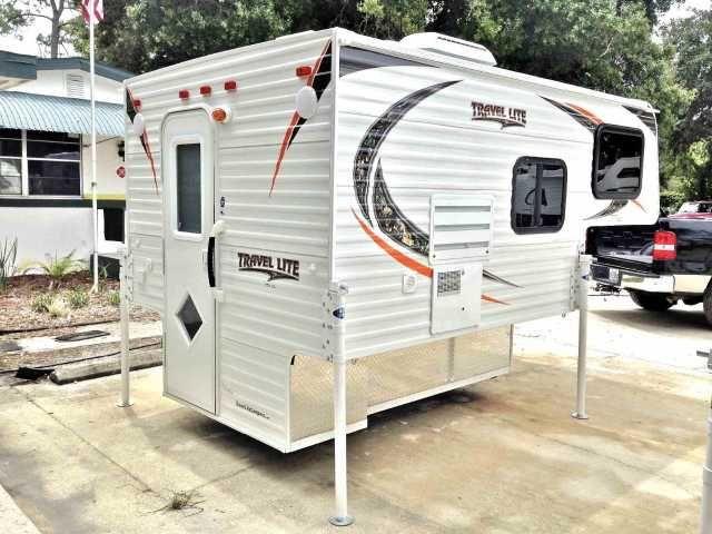 2016 New Travel Lite 770 Truck Camper in Florida FLRecreational - invoice lite