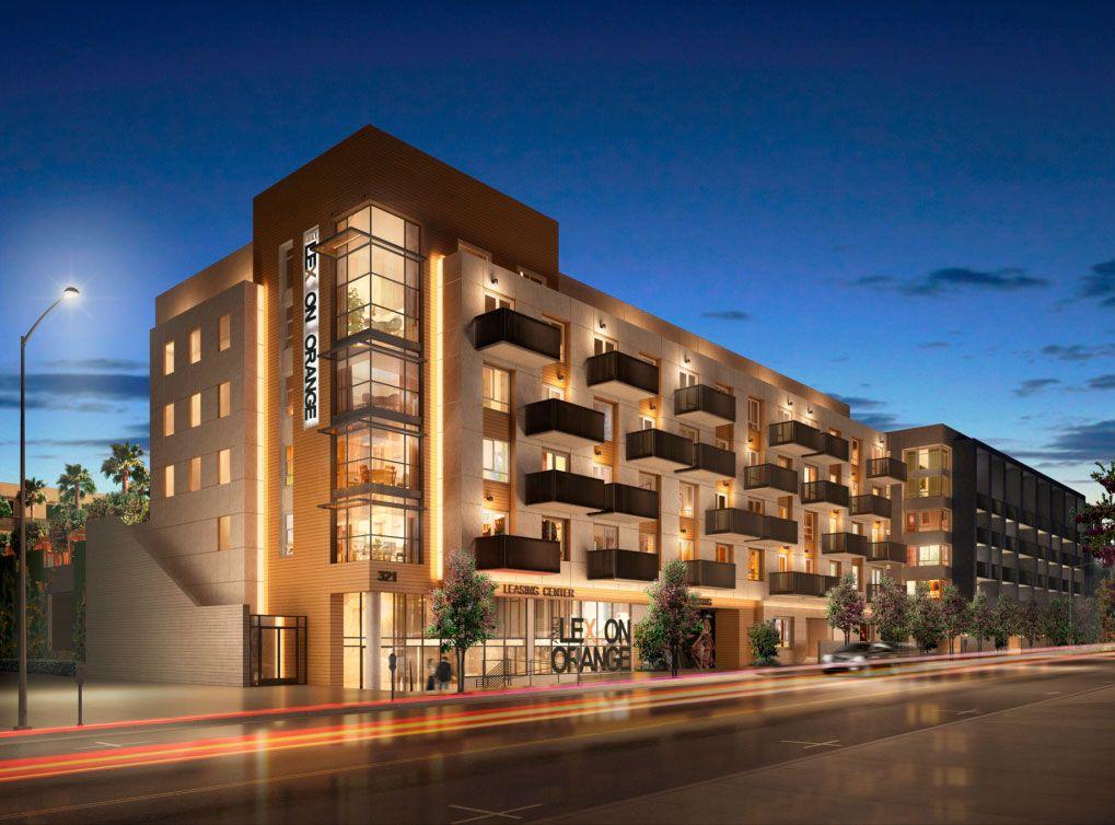 Amli Lex On Orange A Luxury Apartment Community In