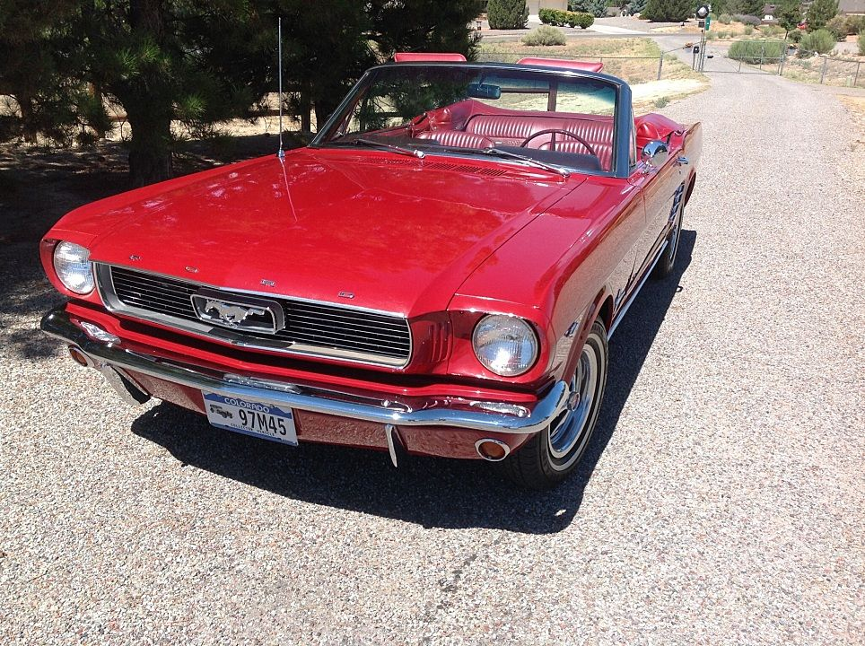 1966 Ford Mustang Convertible for sale near Grand junction ...